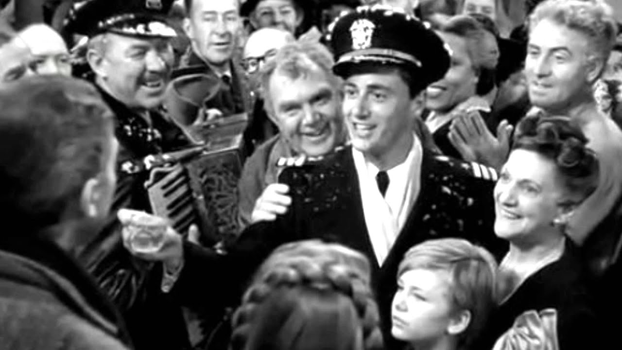 Auld Lang Syne Song From It 39 S A Wonderful Life Youtube