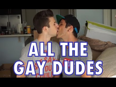 the gay dudes