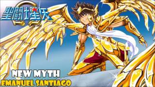 New Myth (Saint Seiya Omega opening 2) cover latino by Emanu...