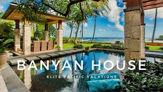 Oahu's Most Luxurious Vacation Rental | Banyan House, Kahala