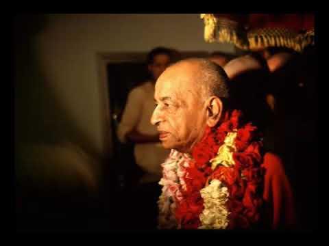 Prabhupada 0707   Akik nem lelkesednek, lusták, ők nem fejlődnek a spirituális életükben