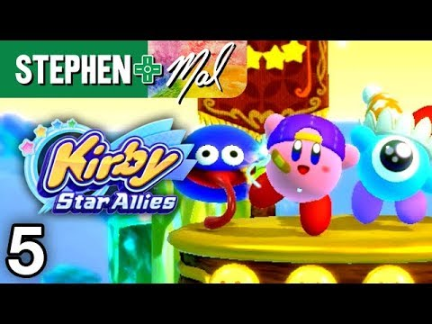 Kirby Star Allies #5 • Friends of Ice and Fire