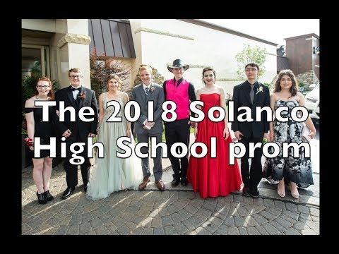 Scenes from the 2018 Solanco High School prom