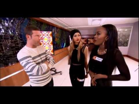 Tamera Foster (Silver Rock) - Room Auditions Week 1 -- The X Factor 2013