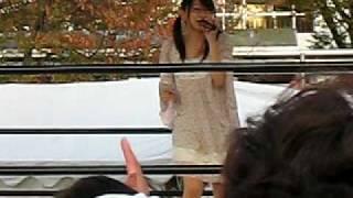 2008/11/2 草加ふささら祭でのぁみにぃ。 途中画像が乱れるのはご了承く...