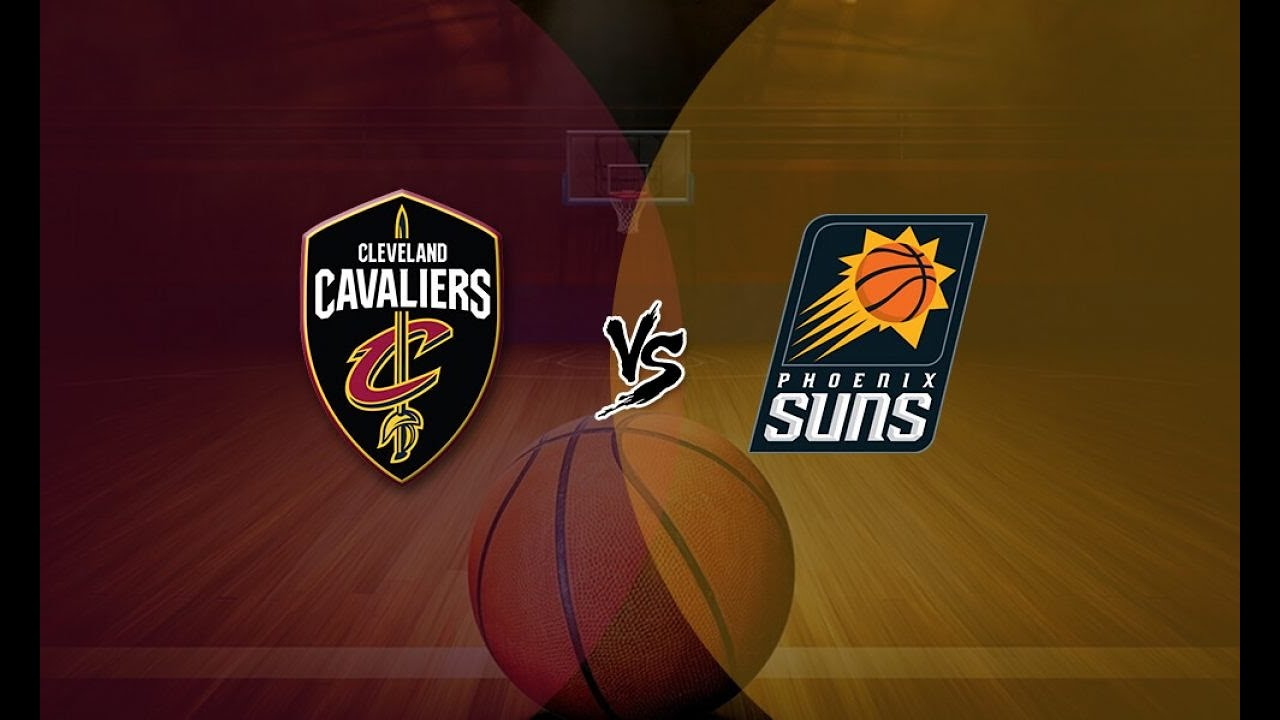 CAVALIERS vs SUNS - NBA TODAY FULL GAME ...