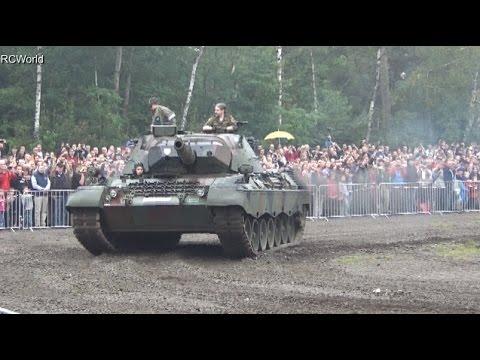 stahl auf der heide 2014 leopard 1 a5 panzer bundeswehr. Black Bedroom Furniture Sets. Home Design Ideas