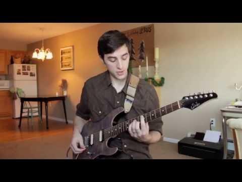Gospel Guitar Lesson 2- Diminished Chords