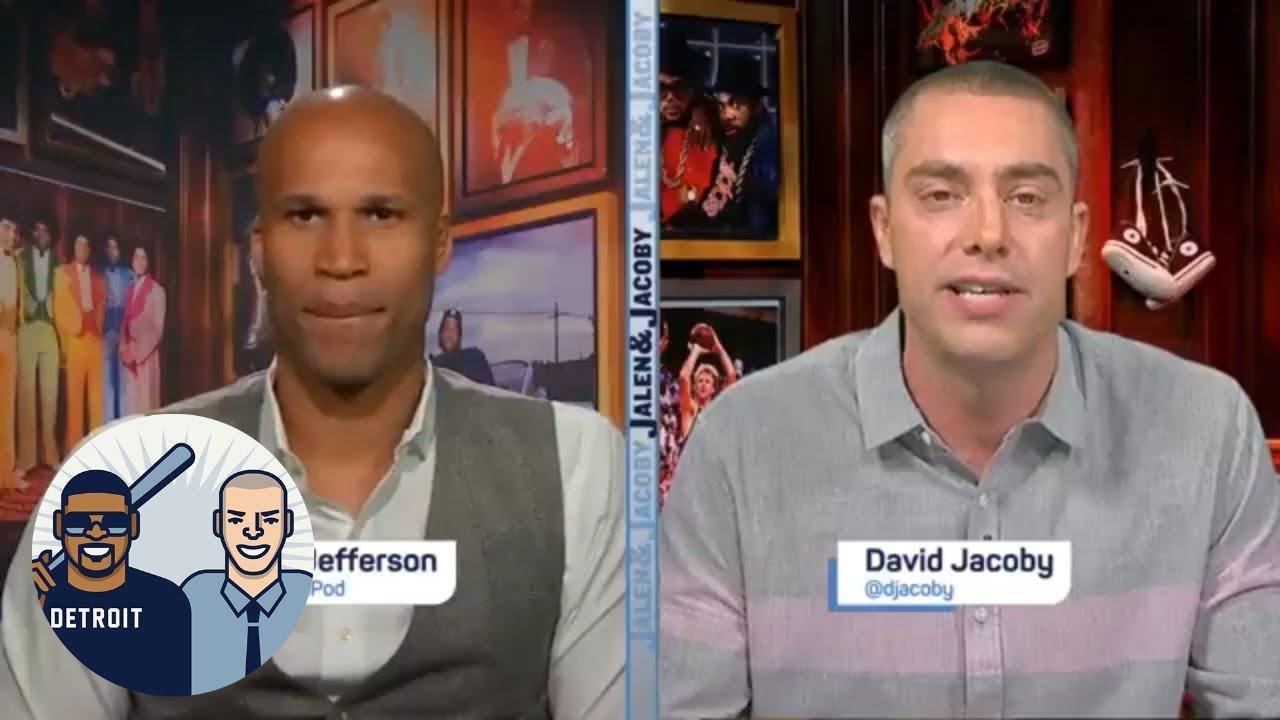 Richard Jefferson speculates LeBron James will join Portland Trailblazers | Jalen & Jacoby | ESPN