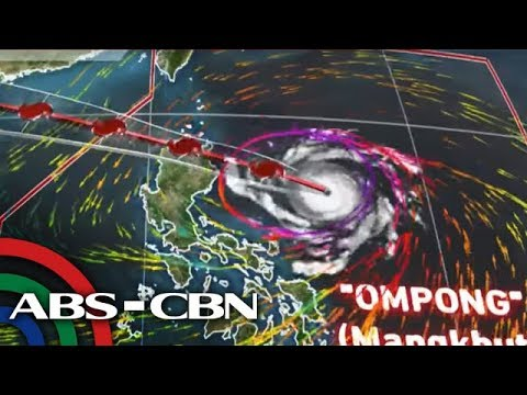 WATCH: PAGASA 11 AM briefing on Typhoon Ompong | 14 September 2018