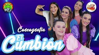 El Cumbión - Coreografía - Leito que Paique Y La Patrulla del Rey - Canción Infantil.