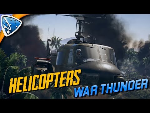 War Thunder: Helicopters (The Rundown Under) streaming vf