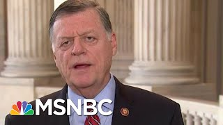 Tom Cole: We Need To Send A United Message: 'Don't Come Mess With Our Elections' | MTP Daily | MSNBC