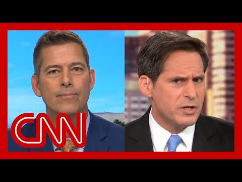 John Berman shocked by Republican's attack on war vet