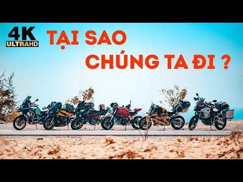 THIS IS WHY WE RIDE ( Tour Sài Gòn - Phan Thiết - Phú Yên - Bmw S1000rr ) 4K