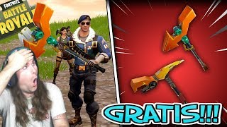 """""""HOW to GET"""" THE SPECIAL FORTNITE GRATUIT!!! (POINTER AXE)"""