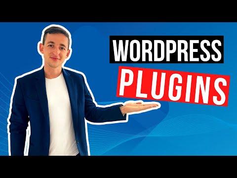 WordPress Plugins einbinden – Wichtige Plugins für WordPress