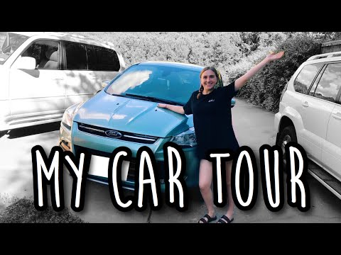 My Car Tour Lauren Bartling