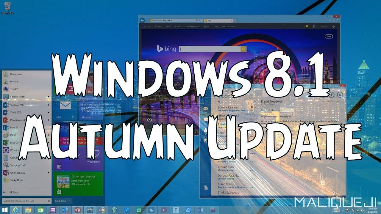 Windows 8.1 Update Ei Toimi