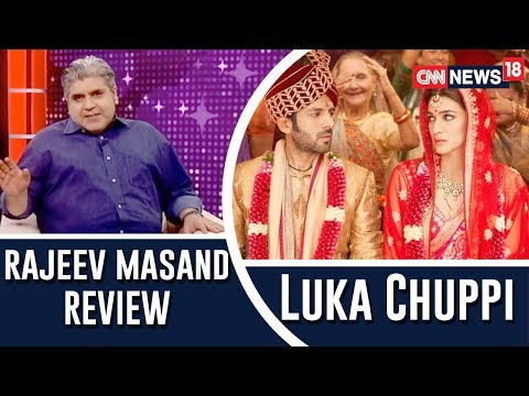 Luka Chuppi review by Rajeev Masand