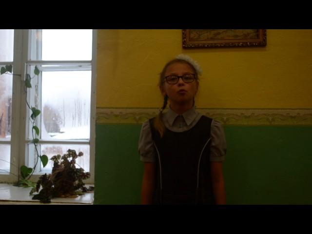 Изображение предпросмотра прочтения – АринаЧащина читает произведение «Музыканты» И.А.Крылова