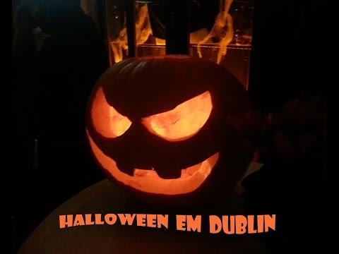 Halloween 2014 |Intercâmbio em Dublin