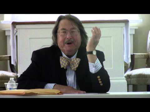 Dr  Michael S. Kogan's Bible Class - The Gospel of Mark -  Lecture 1 Part 1