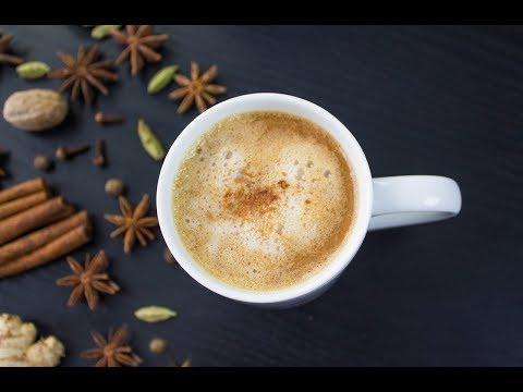 Almond Milk Masala Chai Recipe | Indian Spiced Black Tea with Almond Milk