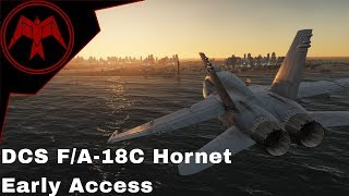 DCS F/A-18C Hornet Early Access Impressions