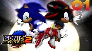 Sonic Adventure 2 - Прохождение #01 (PC)(Начинаем играть в одну из самых лучших игр серии - Sonic Adventure 2. Я немножко тупанул с записью голоса, по-этому..., 2015-04-12T11:38:28.000Z)