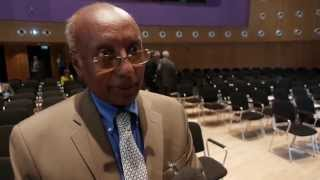 Interview of Prof. Berhanu Abegaz