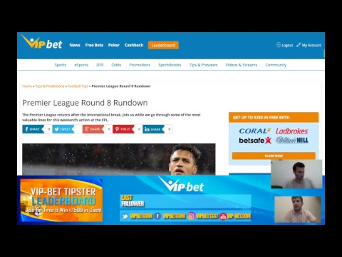 VIP-bet Odds Show I Champions League Value Bets I New tennis expert in town!