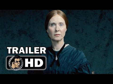 A QUIET PASSION Official Trailer (2017) Cynthia Nixon Emily Dickinson Biopic Drama HD