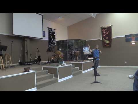 Joshua Shaw - New Life in Jesus @ The Gathering Place Intl. Albany, LA