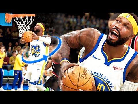 INSANE 540 DUNK By NEAL BRIDGES! NBA 2K20 My Career Gameplay Best Slashing Playmaker Build