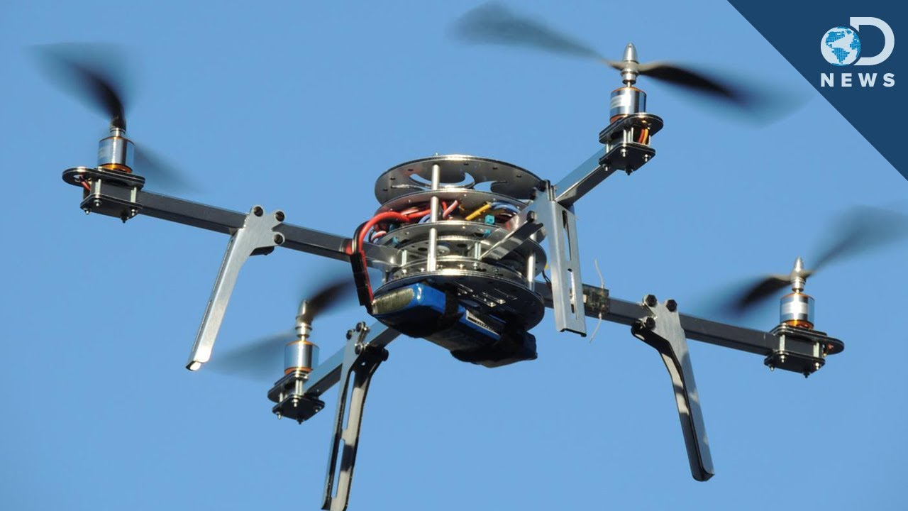 How Quadrotors are Heroes in Times of Disaster