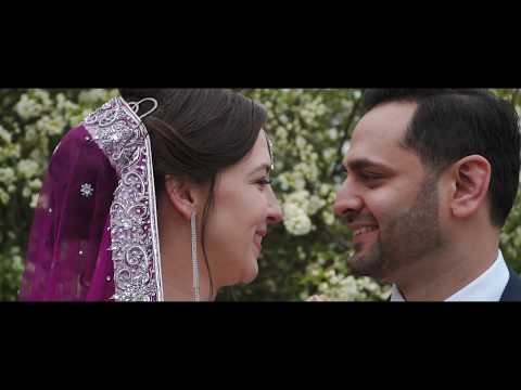 Elizabeth & Ankit's Wedding Teaser Film