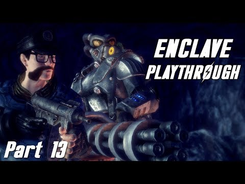Fallout New California | Enclave Playthrough - Part 13 thumbnail