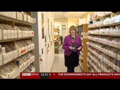BRANWEN JEFFREYS:-: BBC NEWS - 15 Jan.2013 - BREAST CANCER SCREENING - Faulty Cells.