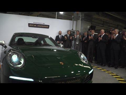 Großes Jubiläum für Porsche | 11.05.2017 | Journal Stuttgart