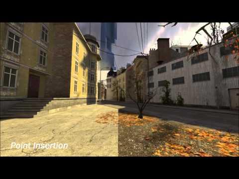 Half-Life 2 Map Comparison