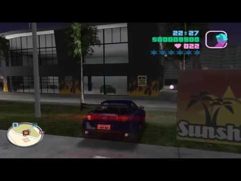 GTA Vice City Mazda