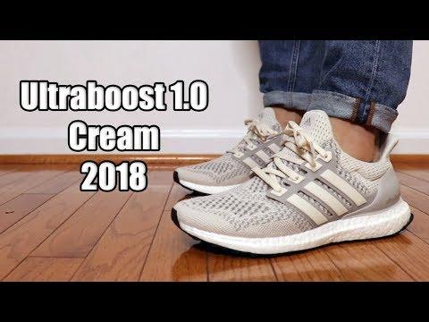 Adidas Ultraboost 1.0 Cream (2018) Review + On Feet