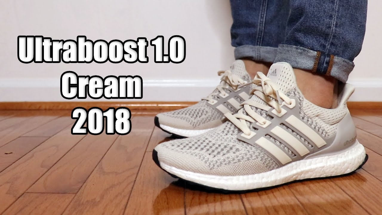 Adidas Ultraboost 1.0 Cream (2018