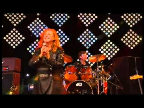 T'Pau China in your hand Amazing Peromance live HQ