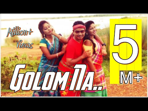 GOLOM NA II NEW SANTALI VIDEO 2019 II MAKAR MAJHI PRODUCTION