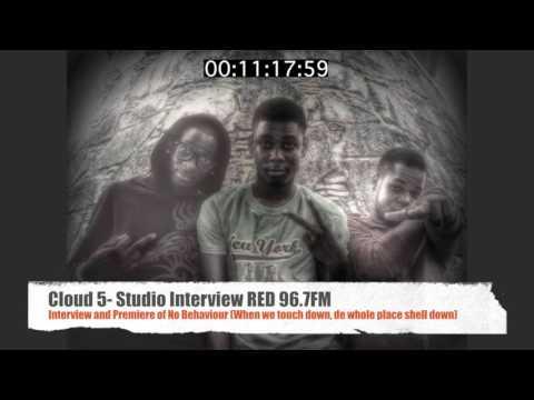 Cloud 5 - RED 96.7 Studio Interview - Trinidad - Soca 2016 - Artist Interview - Audio & Periscope