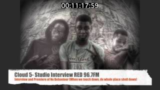 Cloud 5 - RED 96.7 Studio Interview - Trinidad - Soca 2016 - Artist Interview - Audio & Periscope