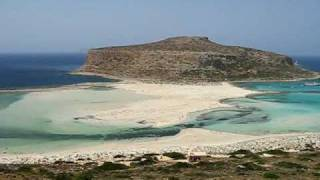 PANORAMIC VIEW OF BALOS BEACH IN GRAMVOUSA, CRETE.(PANORAMIC VIEW OF BALOS BEACH IN GRAMVOUSA, CRETE. A DREAM!, 2008-12-18T00:17:58.000Z)