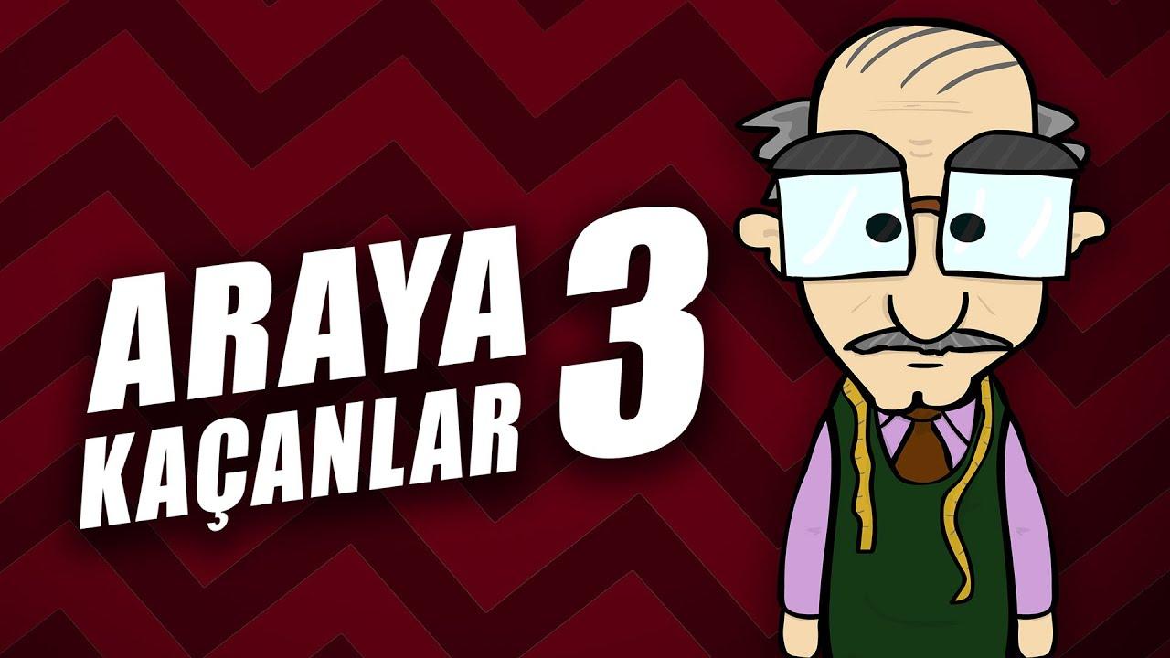 Araya Kaçanlar 3 | Özcan Show